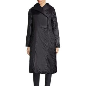 EILEEN FISHER Hooded Parka!! Size Large
